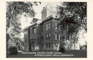 *International Falls, Built 1909, Arch- C. E. Bell, Contr- O. J. Oyen